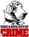 McGruff......Take a bite out of crime